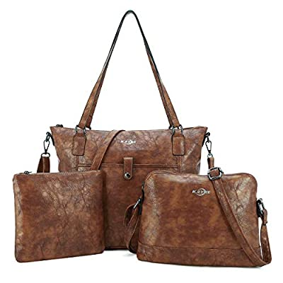 Amazon - Save 80%: Women Shoulder Handbag Purse Top-Handle Hobo Roomy Casua Ladies' Sho…