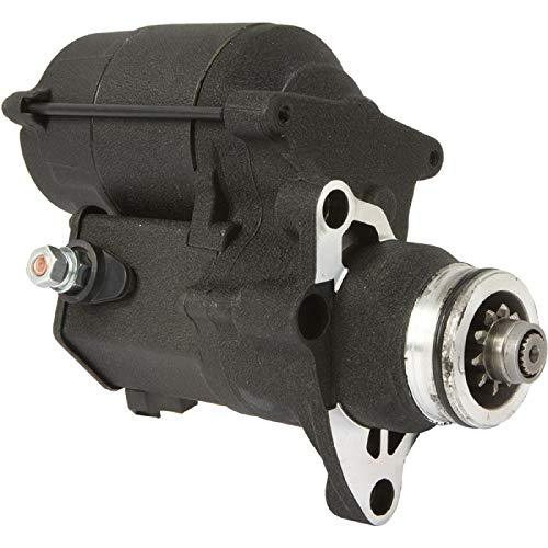 New DB Electrical SHD0013 Starter Compatible With/Replacement For Harley-Davidson FLD Dyna Switchback 2012-2016, FLHP Road King Firefighter SE 2007-2011, FLHP Road King Police 2007-2016 18905BN