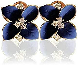 Earring for women blue color