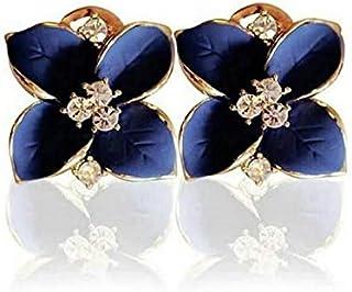 Earring for women blue color