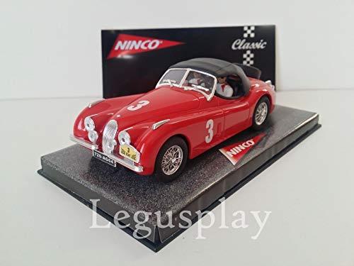 Ninco SCX Scalextric Slot Classic 50216 Jaguar XK-120 Roof Nº3