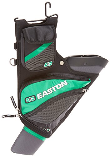 Köcher Easton QH 100 RH Bogensport Grün Archery Neu