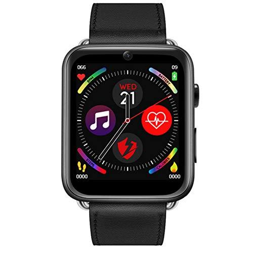 AEF Smartwatch, Reloj Inteligente Impermeable Táctil Completa con Podómetro Caloría GPS, Pulsera Actividad Inteligente con Monitor Sueño Pulsómetro, para Hombre Mujer Niños,2