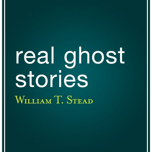 Real Ghost Stories cover art