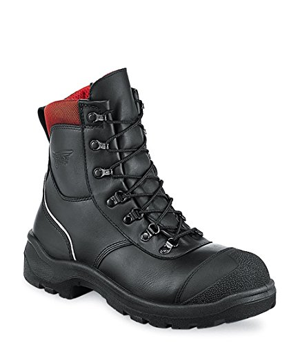 Red Wing 3283–S3Safety Boots Black