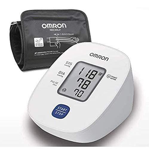 Omron Omron Monitor De Presión Arterial Hem-7121J-La, Color, Unico, Pack Of Aquete De