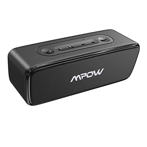 Altavoz Portátil Bluetooth 20W, Mpow R6 Altavoz Bluetooth TWS, Impermerable...