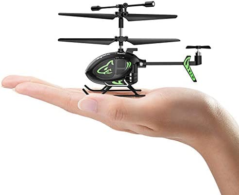 RC Helicopters Syma Remote Control Helicopter with Gyro Nano Indoor Kids Toy Gift product image