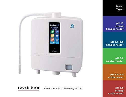 Discover Bargain Monitor K8 Japanese Kangen Water Machine/Ionized Electrolysis Water Generator with ...