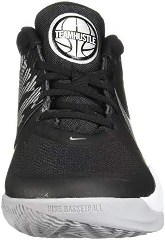 Nike Unisex-Child Team Hustle D 9 (Gs) Sneaker