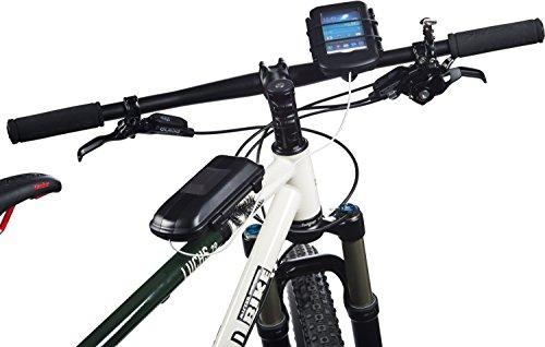 HR GRIP Universal Biker Battery Pack Box - alle HR-Befestigungen kompatibel [5 Jahre Garantie IPX4 Spritzwasserschutz | 4-Krallen-System] - 57110311