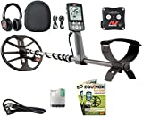 "Minelab Equinox 800 Metal Detector with EQX 11"" Double-D Waterproof Coil"