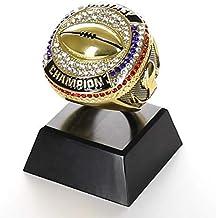 N//H 2020 FFL Fantasy Football Champions Ring MVP WINIER with Box