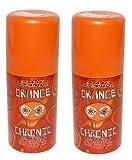 2 Orange Chronic Smoke Out AIR Freshener Spray 1.5oz Cans Pipe Car Truck Home Rv