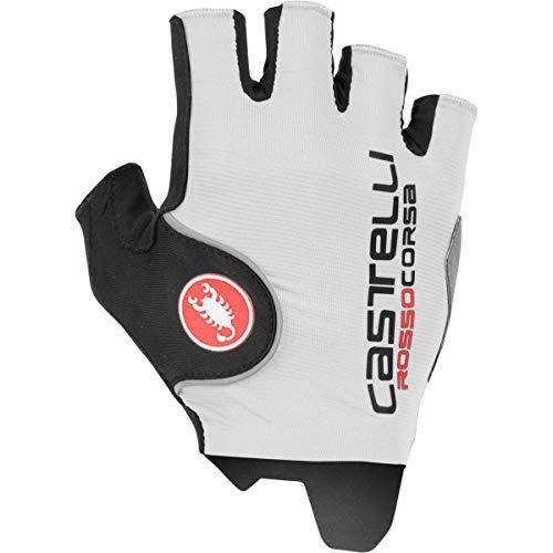 castelli Herren Rosso Corsa Pro Handschuhe Radhandschuhe