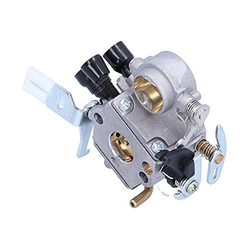 Wosune Kit de carburador, reemplazo de carburador de Larga Vida útil, liviano, de Alta confiabilidad, para Stihl MS171 para césped