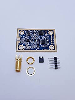 AD8313 MODULE for RF Power Meter RSSI - ARDUINO/other MCU w5V regulator & DC amp - (A)