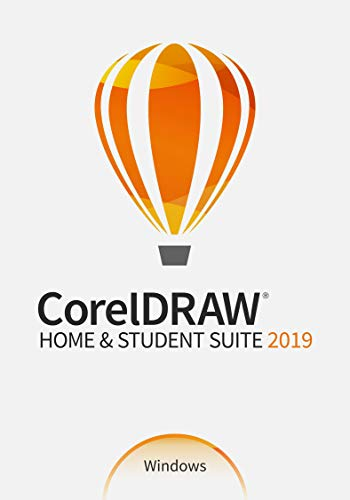 CorelDRAW Home & Student 2019 | Home and Student | 1 Gerät | PC | PC Aktivierungscode per Email