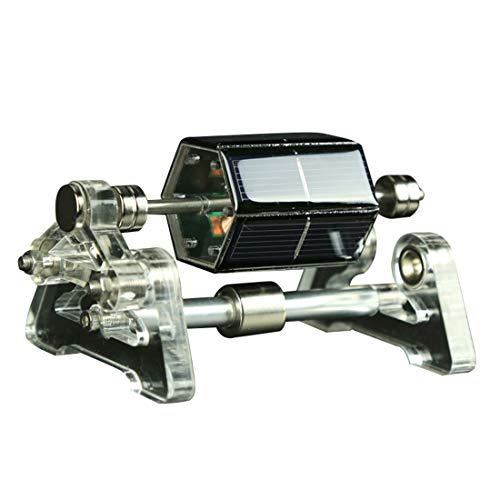 TETAKE Mendocino Motor Solar, Handarbeit Klassisch Levitating Pädagogisches Modell Spielzeug Physik Lernspielzeug Geschenk für Technikinteressierte Bastler