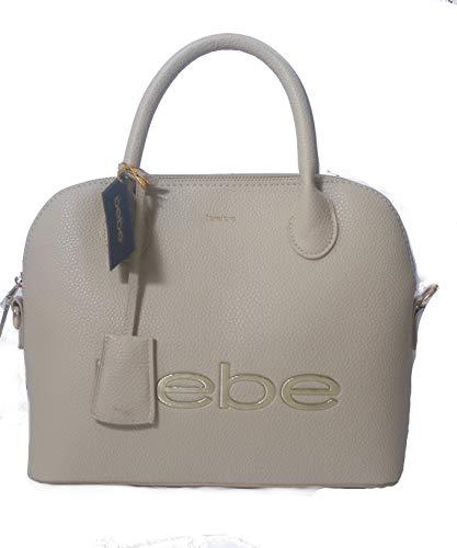 Bebe Handtasche mit Logo von Fabiola, mittelgroß