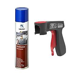 AUPROTEC Rostumwandler Rostinator Rost Off Roststopp Converter Korrosionsschutz Spray 1x 400ml + 1x Original Pistolengriff