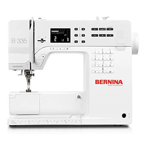 Bernina 335 Nähmaschine, EINFACH, GENIAL, STYLISCH, 3er Serie, für Junge Kreative