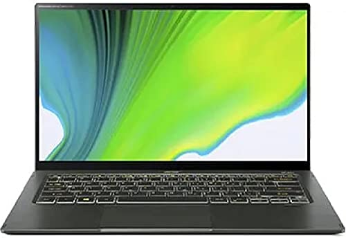 Acer SF514-55TA-7343 Swift 5 - Ordenador portátil i7 SSD 512 GB + RAM 8 GB Windows 10 Verde