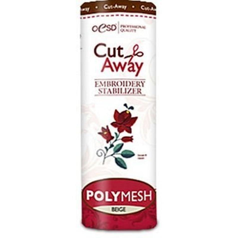 OESD Polymesh Cut-Away Stabilizer Beige 10