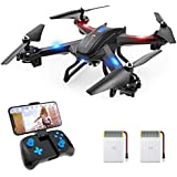 SNAPTAIN SP510 Foldable GPS FPV Drone with 2.7K...