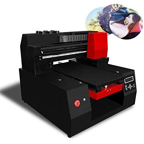 Madat Refinecolor DTG UV imprimante à double tête à plat A3 RF-ZZ2 33 * 60 cm pour téléphone portable couvre textile ABS plastique plastique acrylique métal verre céramique alimentaire
