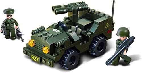 Sluban M38-B5800 - Army, BAU- und Konstruktionsspielzeug