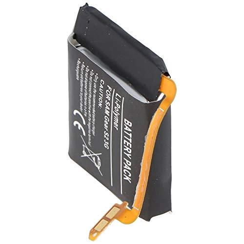 Batería para Samsung Galaxy Gear S2 3G, SM-R730, SM-R730A, SM-R730S, R730T, R730V, R735, EB-BR730ABE, GH43-04538B (3,7 V, 300 mAh)
