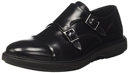 Docksteps Herren Dayton Low 1710 Niedrige Sneaker, Schwarz (Black 999), 44 EU