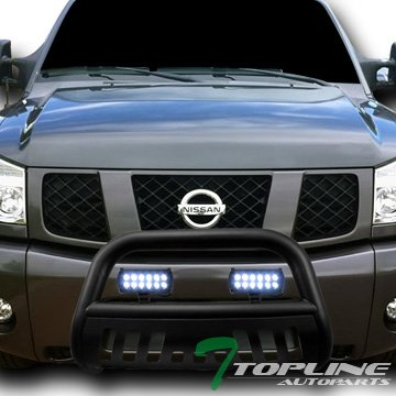 Nissan Off-Road Bumpers