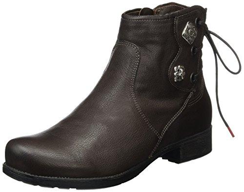 Think! Damen Denk!_181012 Desert Boots, Braun (Schoko 45), 37 EU