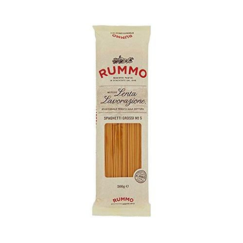 Rummo Spaghetti N.5 Gr. 500 [6 pakete]