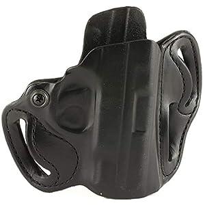 Desantis Speed Scabbard Holster Fits Shield Right Hand, 002BAX7Z0,Black