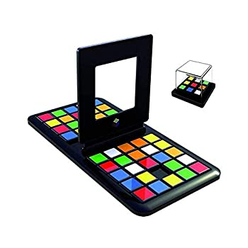 Rubic's Race Game Shape Matching Fun Board Game for Challenges Intelligence Games for Adults and Kids Board Games for Family Activities