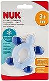 NUK Cool All-Around Beißring mit Kühlelementen, ab 3 Monaten, 1 stück, mehrfarbig