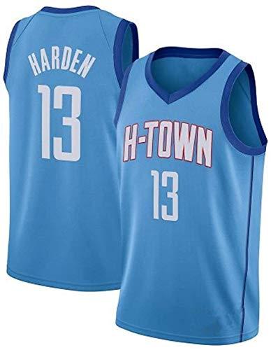 XSJY Jersey De Los Hombres De La NBA - Houston Rockets # 13 James Harden Edition Jersey, Unisex Retro Bordado Malla Jersey,XL:180~185cm/85~95kg