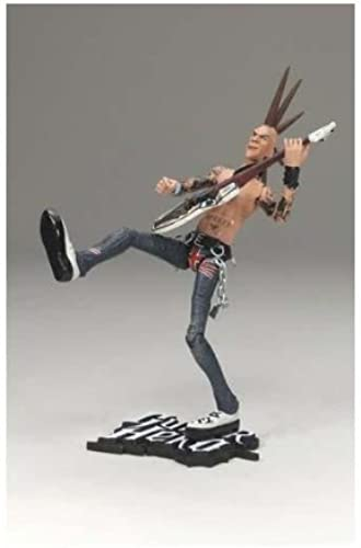 promociones de equipo McFarlane McFarlane McFarlane TOYS Figura Guitar Hero 2009 - Johnny Napalm (21477)  conveniente