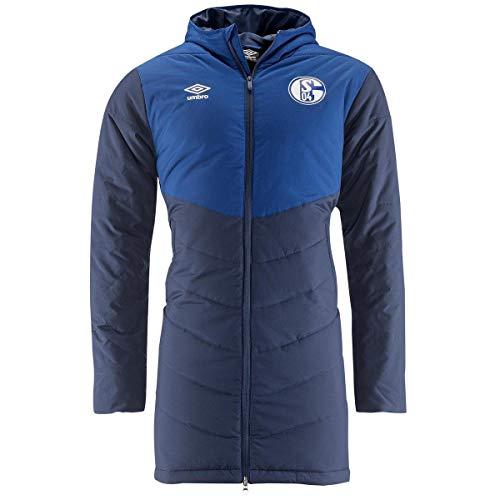 UMBRO FC Schalke 04 Daunenjacke Herren XXL