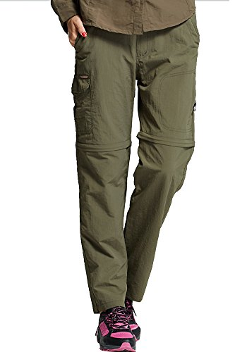 Women's Outdoor Anytime Quick Dry Convertible...