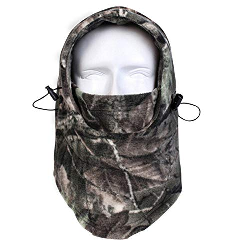 Your Choice Balaclava Face Mask Thick Thermal Fleece Hunting Face Mask,...