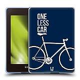 Head Case Designs One Less Car Engines Fixes Coque en Gel Doux Compatible avec Kindle Paperwhite 4...