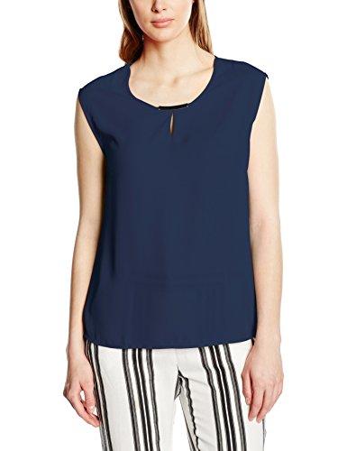 Broadway Fashion Damen DIVINA Bluse, Blau (sailor blue 1602-598), 34 (Herstellergröße: XS)