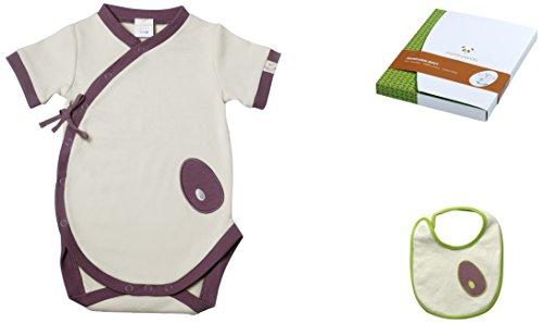 Pandi Panda 1300–008–03 Body Style Kimono en coton mako, Taille 50/56, 0–3 mois