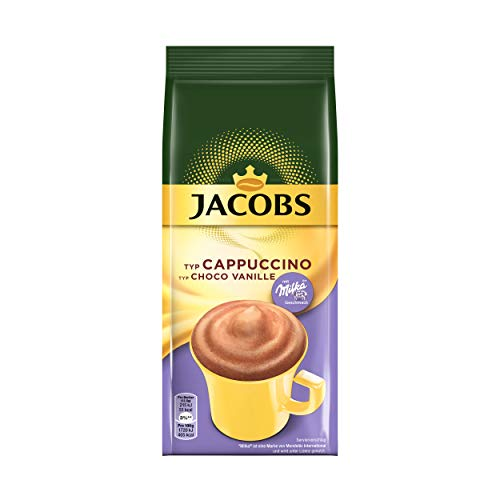 Jacobs Choco Cappuccino Typ Vanille 500g