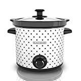 Black & Decker, Black/White SC1004D Slow Cooker, 4 Quart, 1