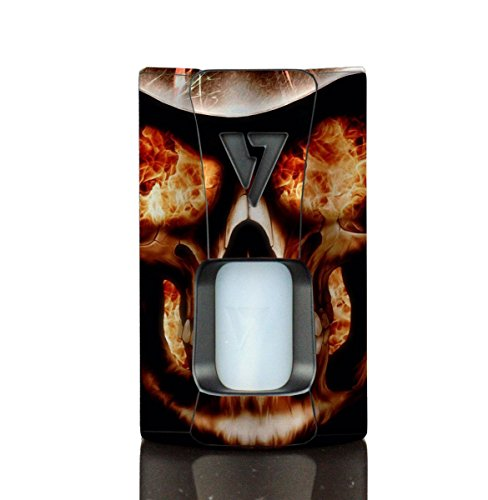 Wrap For Desire Design Tech OHM Boy Rage Squonk Skin Skins Reaper 02 Vinyl Decal Sticker